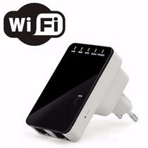 Repetidor Internet 300mb Expansor De Sinal Wireless Wifi Lan