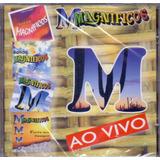 Cd Banda Magníficos - Ao Vivo (gravado Em Campina Grande Pb