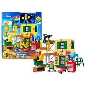 Disney Manny A La Obra ( Work Shop ) Fisher Price