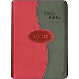 Biblia Nvi Compacta Letra Grande Con Indice Y Concordancia.