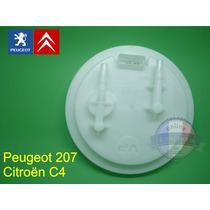 Flange Tampa Bomba Combustível Citroen C4 Peugeo 207 -vp7160