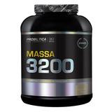 Massa 3200 Anticatabolic (3kg) - Probiótica - Baunilha