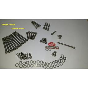Parafusos Aço Inox Allen Tampas Motor Cb450