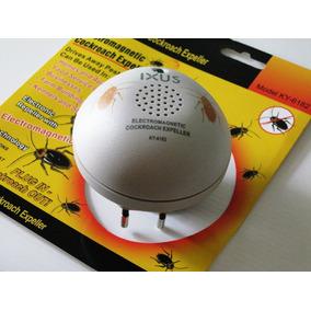 Repelente Eletrônico Contra Baratas, Aranhas E Insetos