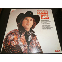 Lp Sergio Reis - Os Grandes Sucessos, Disco Vinil, Ano 1982