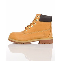 Bota Timberland Dama Six Inch Premium Boot Con Caja