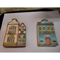 Cuadritos Fachadas De Casas Antiguas