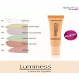 Corrector Liquido Mon Reve Luminess 01,03 Y 04