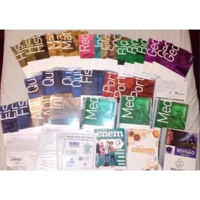 Coleção Poliedro Medicina 2016/17 45 Livros + Revisão +enem