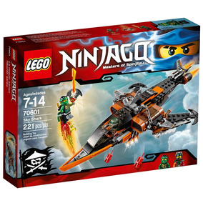 70601 - Lego Ninjago - Tubarão Aéreo