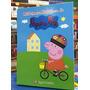 Peppa Pig - Mi Primera Biblioteca 8 Libros+ Pizarra+cd+ Caja
