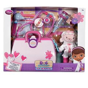Maleta Dra. Brinquedos Com A Lambie - Disney Store