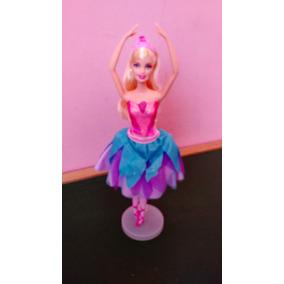 Boneca Barbie Sapatilhas Magicas