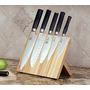 Bambú Knifedock Magnético - Este Bloque Magnéti Envío Gratis