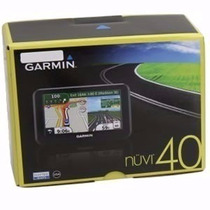 Garmin Navigator Gps Nuvi 40
