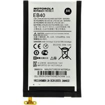 Bateria Pila Eb40 Motorola Razr Maxx Xt916 Xt910 3200 Mah