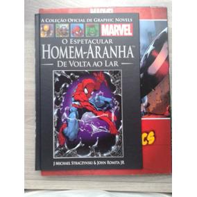 O Espetacular Homem Aranha - Volta Ao Lar + Poster + 3 Hqs