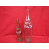Pack De Botellas Vintage Coca Cola