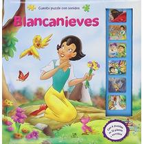 Blancanieves (cuento Puzzle Con Sonidos) Equipo Envío Gratis