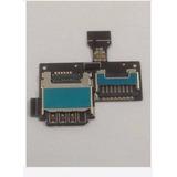 Placa Chip Sim Slot Sd Card Galaxy S4 Mini Gt-i9192 I9192