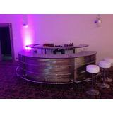 Mueble Bar 3 Cuerpos,eventos,banqueteros,espectáculos