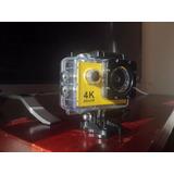 Camara Go Pro Ultra Hd 4k + Accesorios