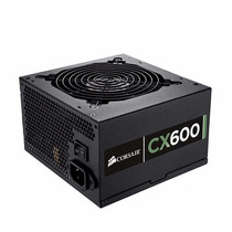 Fonte Corsair 600w Cx600w 80 Plus Bronze - Cp-9020048-ww