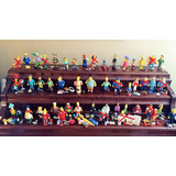 Los Simpsons Playmates Loose Completos Todas Las Series