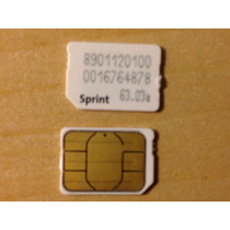 Chip Sprint, Todos Los Iphone 4 4s 5 5s 6 6plus Flexeo Ximei