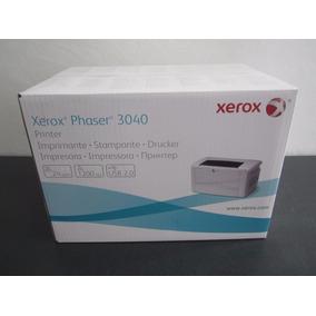 Impresora Xerox Phaser 3040 Oportunidad