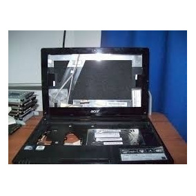 Carcasa Para Mini Laptop Acer D257 Completa