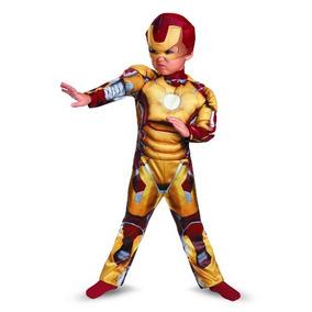 Disfraz Marvel Iron Man Movie 3 Iron Man Marcos 42 Del Niño