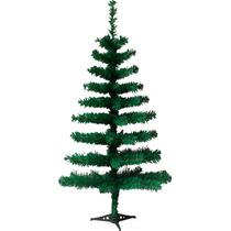 Árvore De Natal Pinheiro Canadense 120cm 110 Galhos Verde