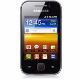 Samsung Galaxy Y Duos S6102 Preto Android 2.3 3g Nacional