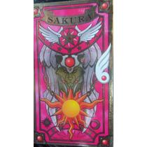 Tarjetas Libro De La Serie Anime Sakura Card Captor