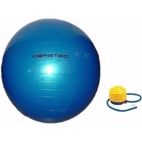 Pelota Esferodinamia Gym Ball Yoga Pilates 75cm + Inflador
