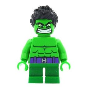 Genial Minifigura Hulk Mighty Mini Q Compatible Con Lego