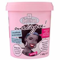 Lola Cosmetics - Milagre Diet Creme De Pentear 400g + Frete