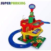Posto Garagem Lava Rapido Super Parking Frete Grátis!!