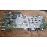 Placa Logica Projetor Benq Ms513 100% Testada