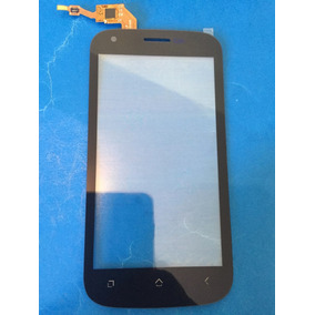 Touch Screen Glass Lanix Ilium S400 Negro Nuevo