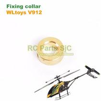 Fixador Do Eixo Fixing Collar Para Helicoptero V912 Wltoys