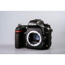 Nikon D750 (corpo) 3.000 Clicks + 2 Baterias - Novinha!