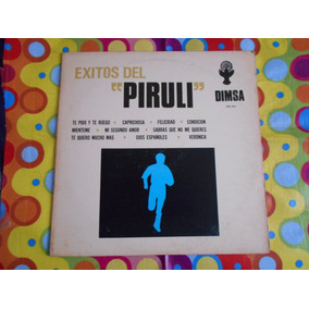 Victor Iturbe Piruli Lp Exitos U.s.a