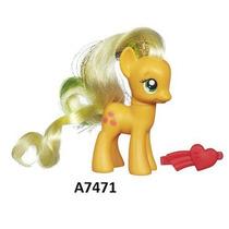Muñecos Mi Pequeño Pony Juego Diseños A7471 - A2360