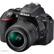 Camara Digital Nikon D5500 Kit 18-55mm Vr Ii 24,2 Mp Full Hd