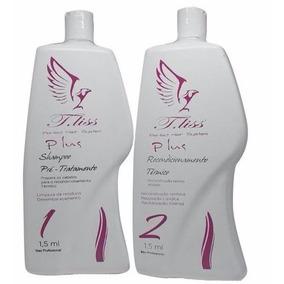T.liss Escova Progressiva Perfect Hair System Pluss 2 Passos