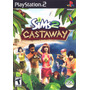 The Sims 2 Castaway Ps2 Play 2 Patch - Frete Só R$5,00