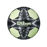Balón Futbol Soccer Pitch Black Brillo Oscuridad #5 Wilson