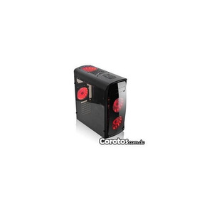 Gamers Usb2 0 120mm Rojo Luz Ventilador Y Panel Tr